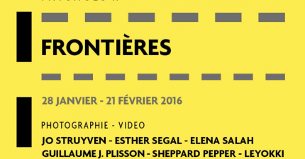 EXPOSITION FRONTIERES – Bruxelles